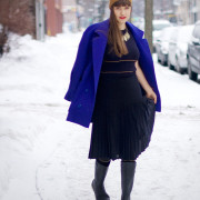 Project Re-FAB: Styling the ESCADA Skirt