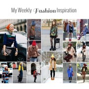 My Weekly Fashion Inspiration: Pom-Pom Beanies Obsession