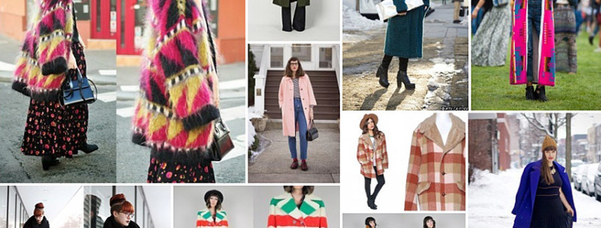 10 Vintage Coats That Improve Your Mood In Winter