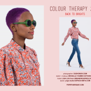 Color Therapy In Action: Photos That Improve Your Mood (Collaboration With FripeFabrique)