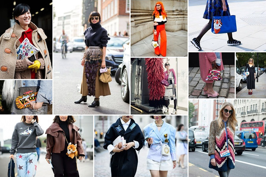11 Street Fashion Bags From London Fashion Week 2015 Your Kids Would Be Happy to Have