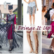 Let Me Fringe It For You: How To (and How Not To) Wear Fringe Style Guide, Spring 2015