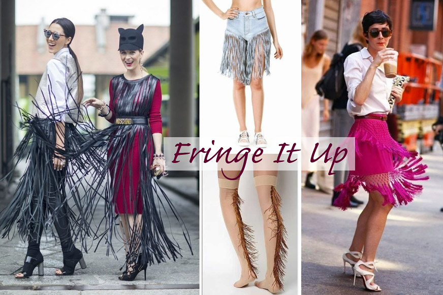 Let Me Fringe It For You: How To (and How Not To) Wear Fringe Style Guide, Spring Summer 2015