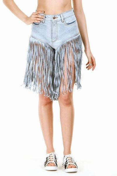 Fringe Style Guide for Spring 2015: shorts