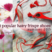 7 Most Popular Fringe Summer Shoes 2015