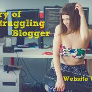 Diary of a Struggling Blogger: Trying to Make a Penny on The Wild Wild Web Without Pissing You Off