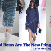 17 Outfits Proving Frayed Hems Are The New Fringe For Denim