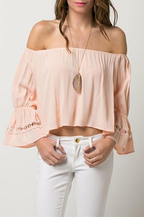 Sexy Trend For Summer 2015: Off-The-Shoulder Tops