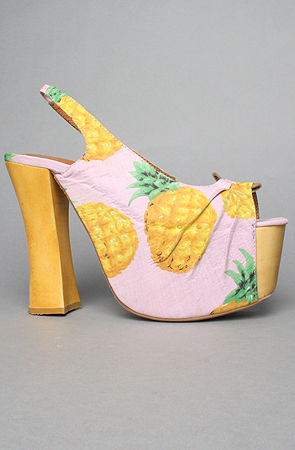 Jeffrey Campbell Pineapple Shoes
