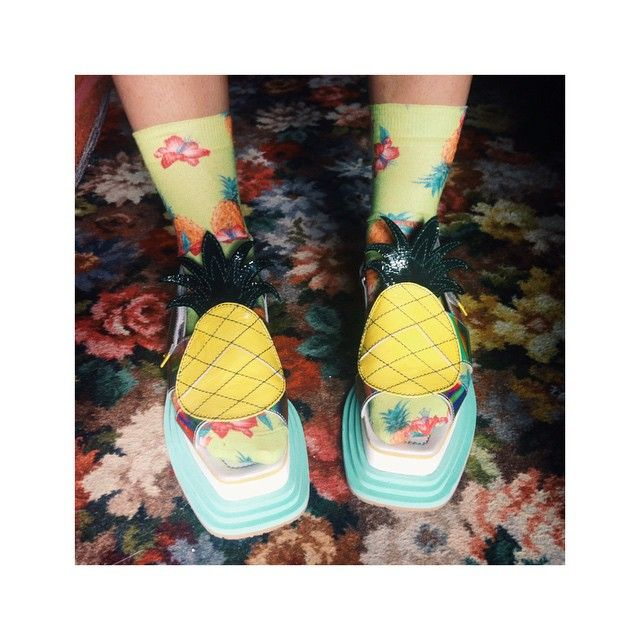Pineapple Loafers